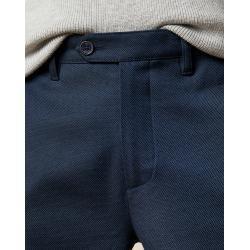 Photo of Dezent Gemusterte Hose In Slim-fit Ted BakerTed Baker