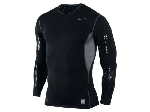 d1d3d736 Nike Pro Combat Hypercool Compression Clampdown Men's Training Shirt ...