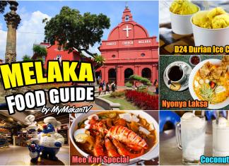 Melaka Food Guide Halal Food To Eat In Melaka Halal Recipes Food Guide Food Hunter