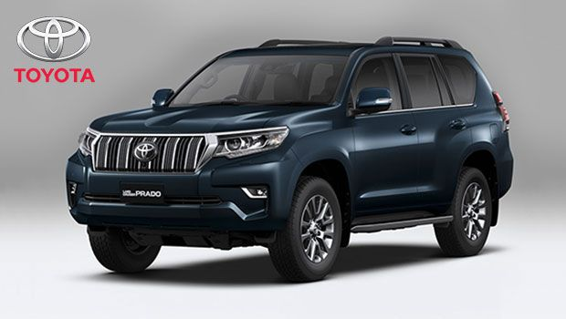 2020 Toyota Land Cruiser Prado Large Luxury Suv With A V6 Engine Sellanycar Com Sell Your Car In 30min In 2020 Toyota Land Cruiser Prado Toyota Land Cruiser Land Cruiser