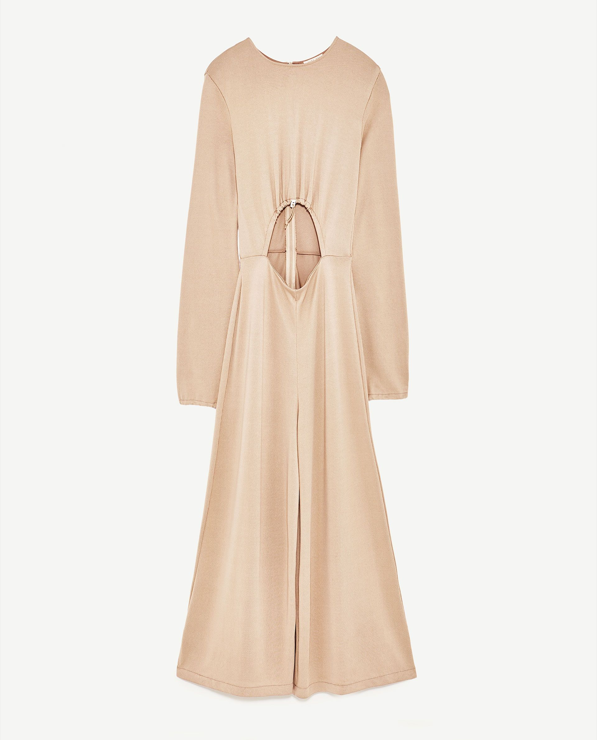 JOIN LIFE JUMPSUIT WITH CUT OUT GATHERING