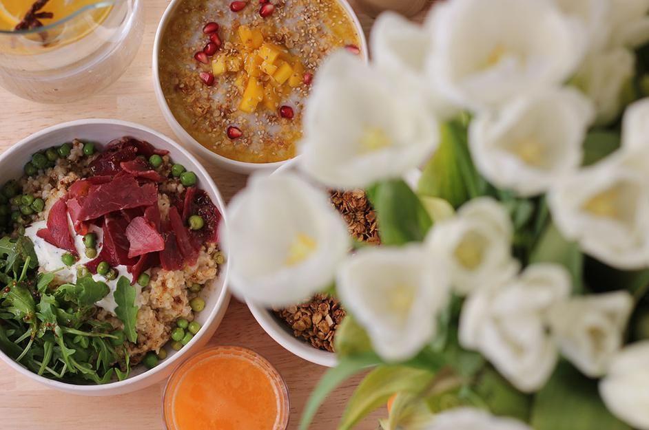 Restaurant : BOL, le bar à porridge