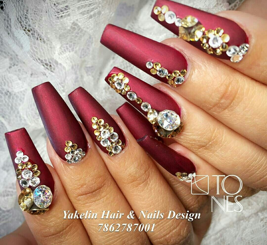 Discover Ideas About Ruby Nails