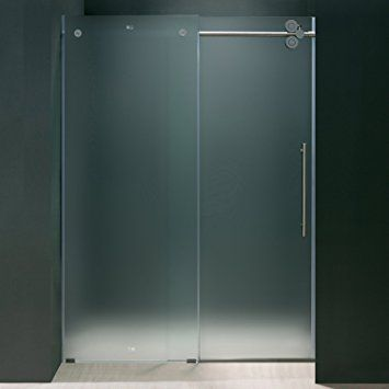 Pin by ytaelena lopez on casa bao pinterest searching vigo elan 56 to frameless sliding shower door with frosted glass and chrome hardware frame finish planetlyrics Image collections
