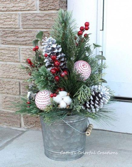 Photo of Farmhouse Christmas Decorations Outdoor 21 Ideas#Christmas#decoration