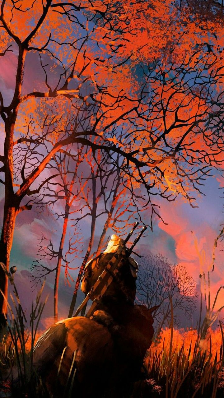 Pin by Reralt of Givia on wallpapers in 2020 The witcher