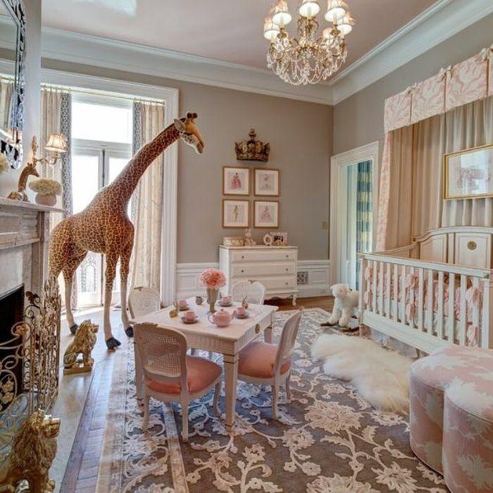 1001+ Ideen für Babyzimmer Mädchen Taupe bedroom, Baby