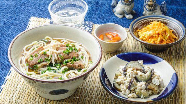 Rika's TOKYO CUISINE Rika's Okinawan Cuisine ~Okinawa Soba