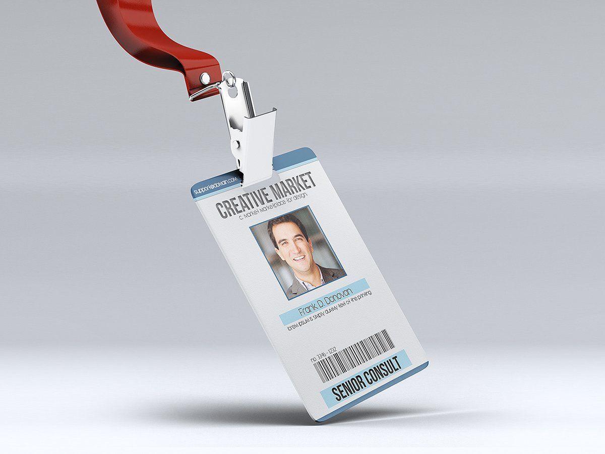 Multipurpose Id Badge Id Badge Corporate Id Badge
