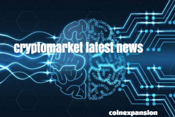 Cryptocurrency market today news