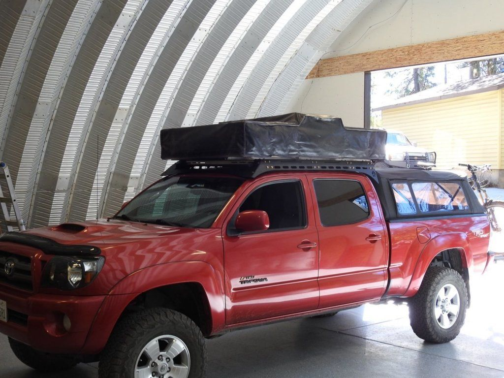 Dissent offroad aluminum rack system   Truck accessories   Racking