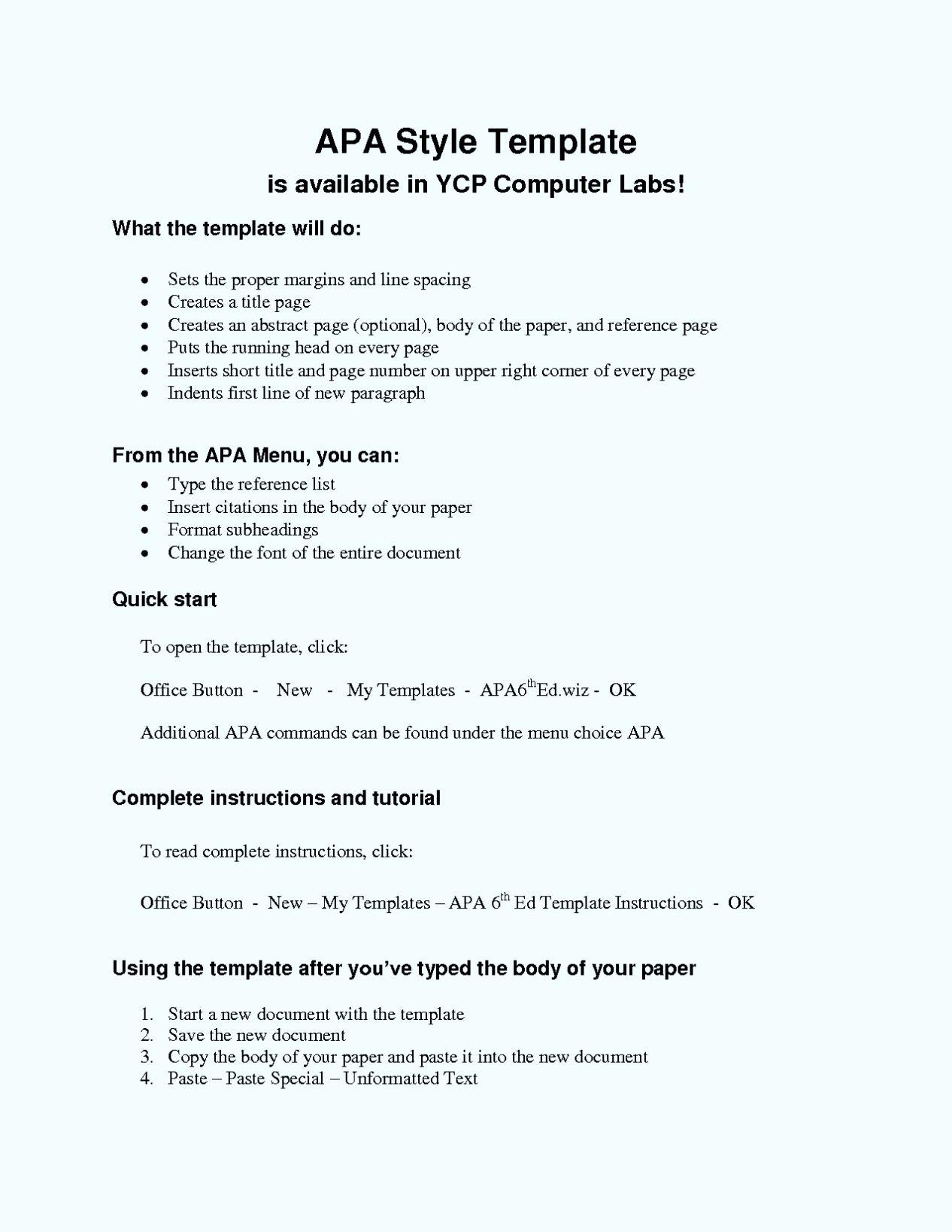 Apa Format Paper Template Graceful Apa Research Paper Template Of 38 Luxury Apa Forma Apa Research Paper Research Paper Outline Template Research Paper Outline