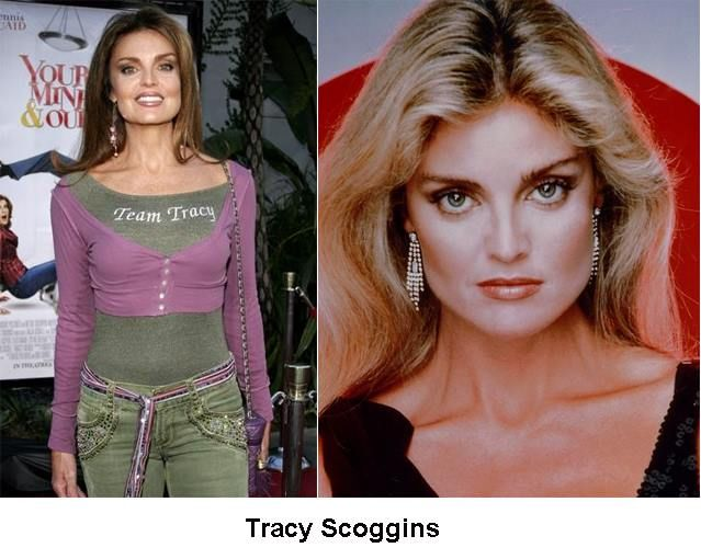 Tracy Scoggins - Kibbe verified Dramatic Classic | Actors_Actresses