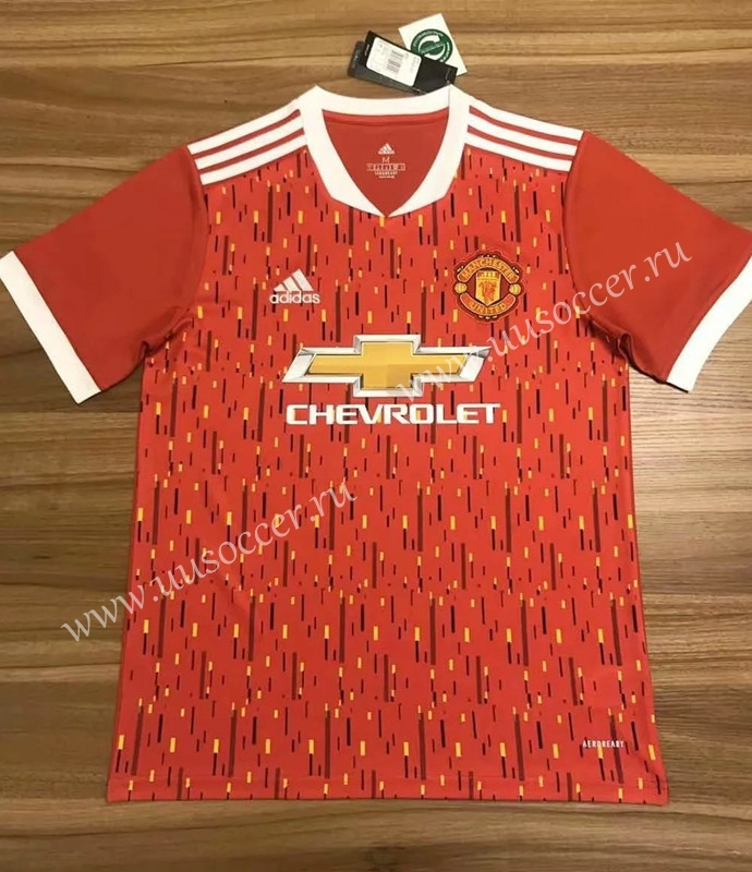 2020 2021 Manchester United Red Thailand Soccer Jersey Aaa In 2020 Soccer Jersey Manchester United Jersey