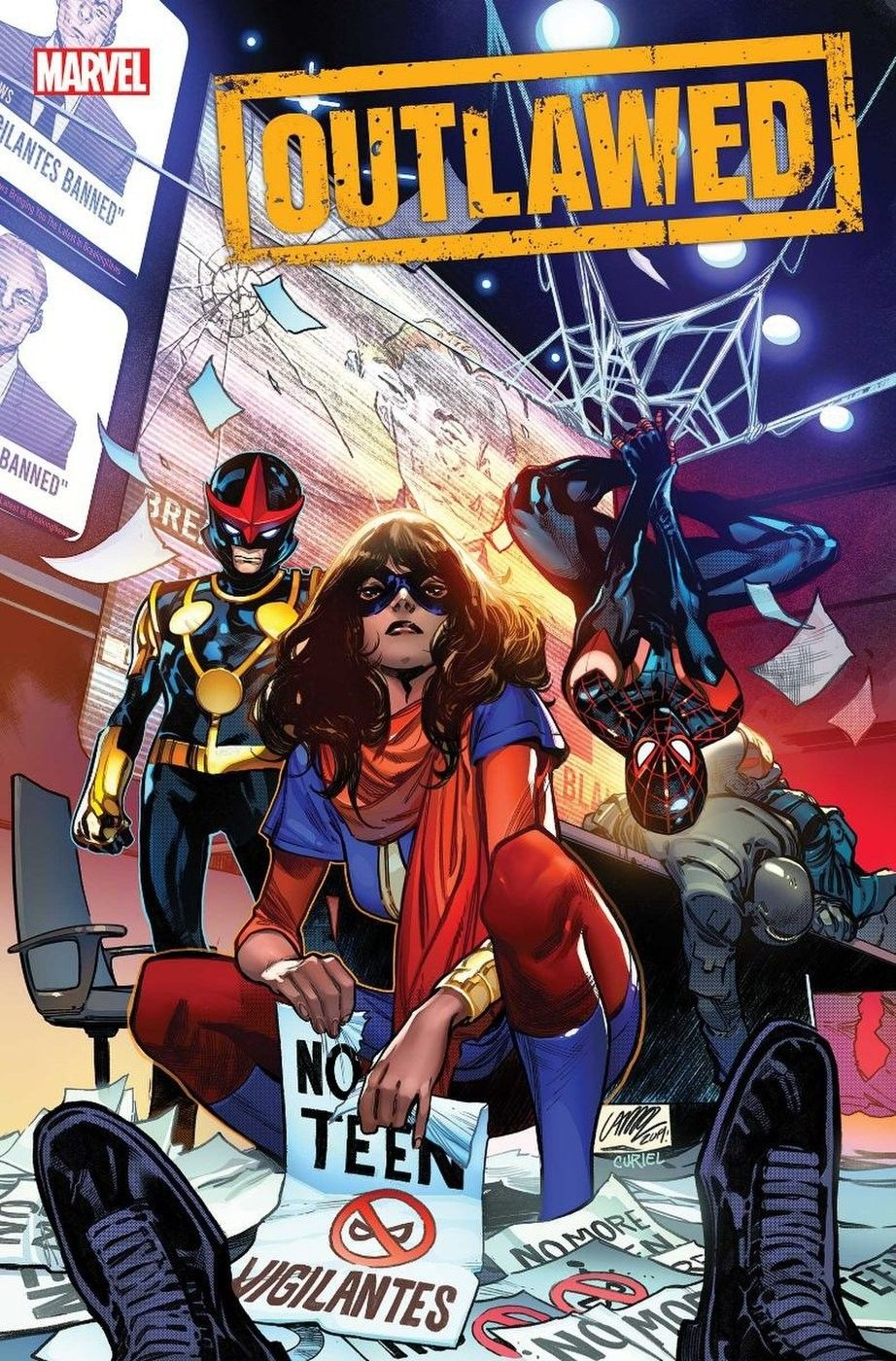 Pin By Roberto Licciardi On Heroes Marvel Heroes Comics Ms Marvel