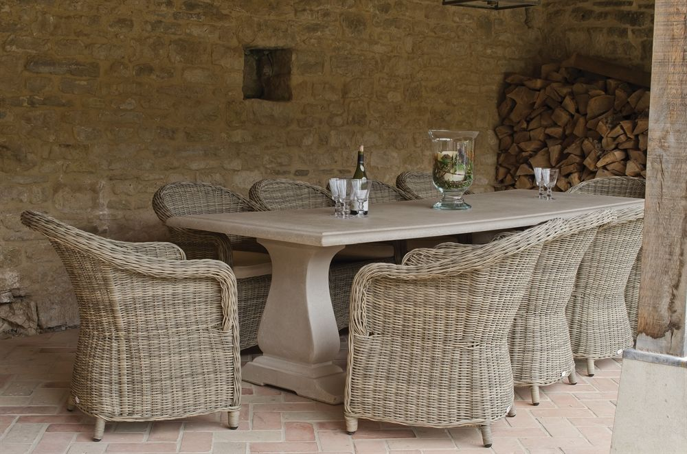 One day...Neptune Portland 10 seater Set with Pesaro Chairs