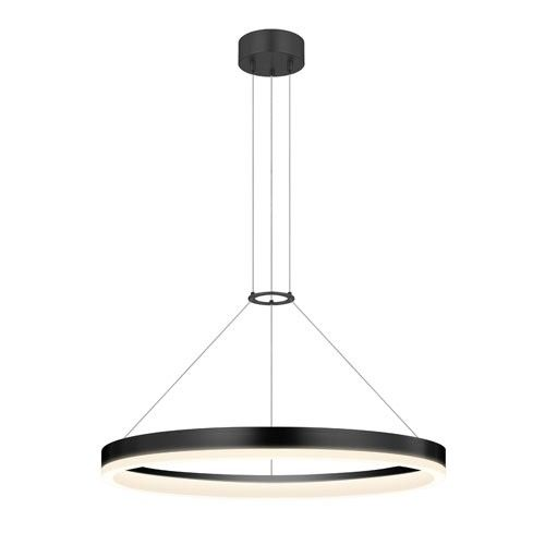 Corona 24 Inch Led Pendant Light Led Pendant Lights Pendant Light Modern Pendant Light