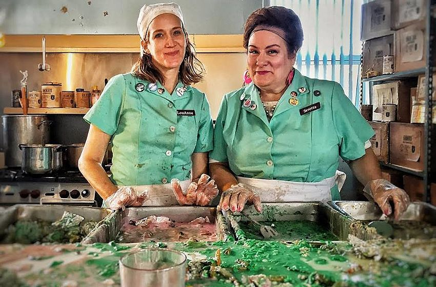 Review From Fansided: Lunch Ladies: Hilariously nauseating horror short needs to be a feature