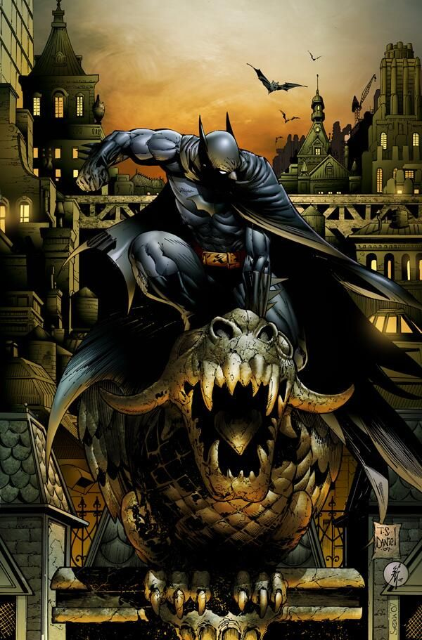 #batman #DCcomics