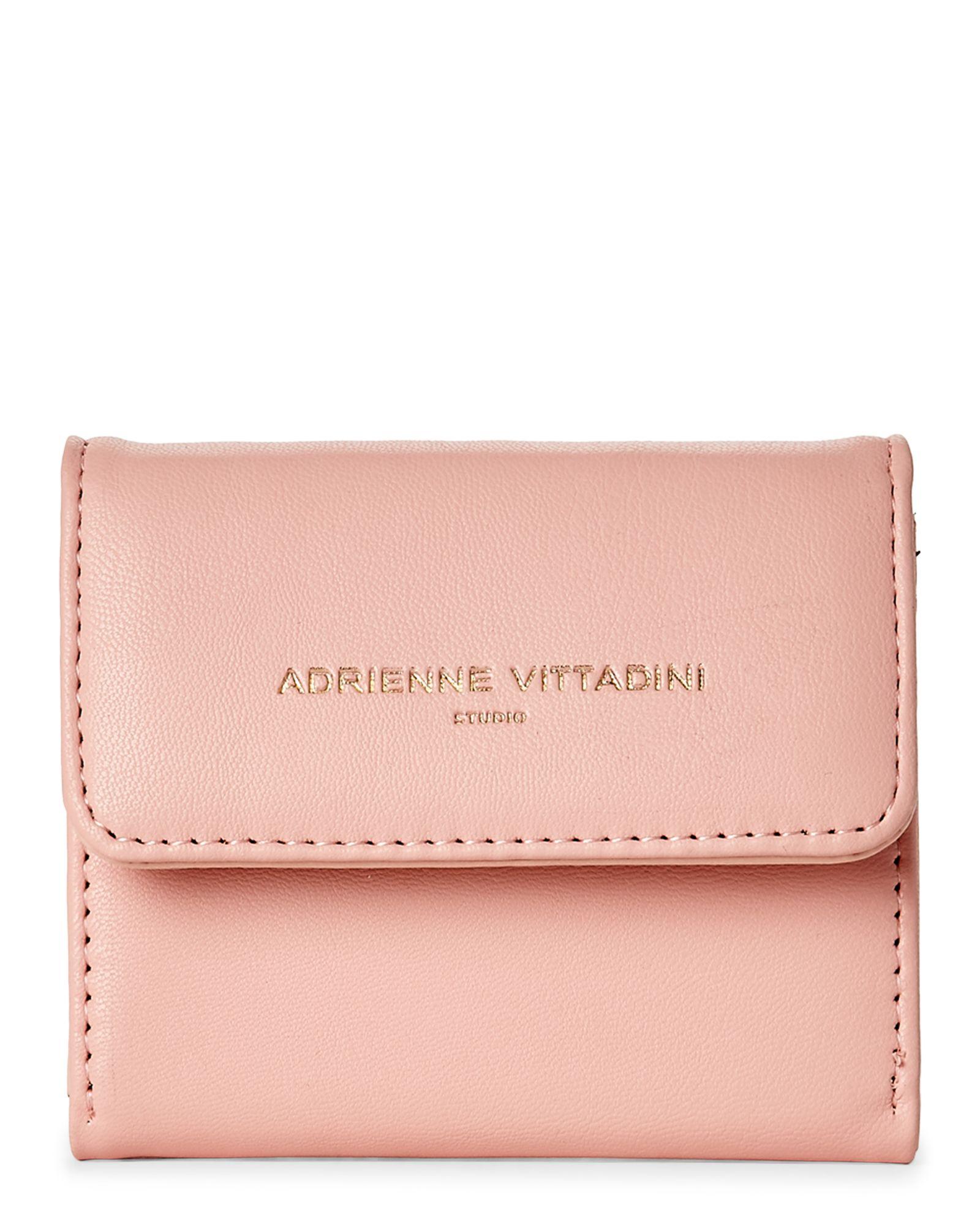 f8a649c552adc5 Adrienne Vittadini Dusty Rose Coin Purse   *Apparel & Accessories ...