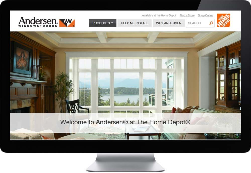 andersen windows home depot andersen casement ask hoffman weber construction about andersen replacement windows at the home depot ciceron creates website for news