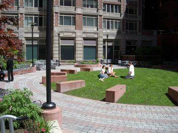 sunken lawn plaza - Google 검색