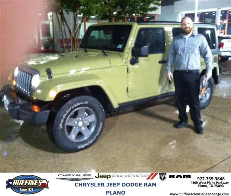 #HappyBirthday To Christopher From Barry Neal At Huffines Chrysler Jeep  Dodge RAM Plano! Https