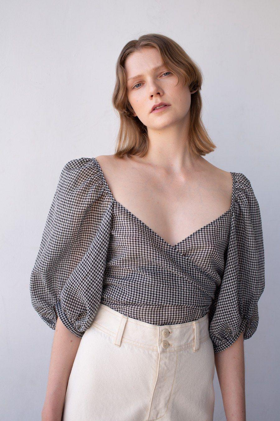 Photo of Shaina Mote Spring 2020 Ready-to-Wear Fashion Show