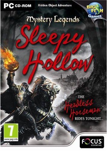 Mystery Legends Sleepy Hollow Pc Hidden Object Game Sleepy Hollow