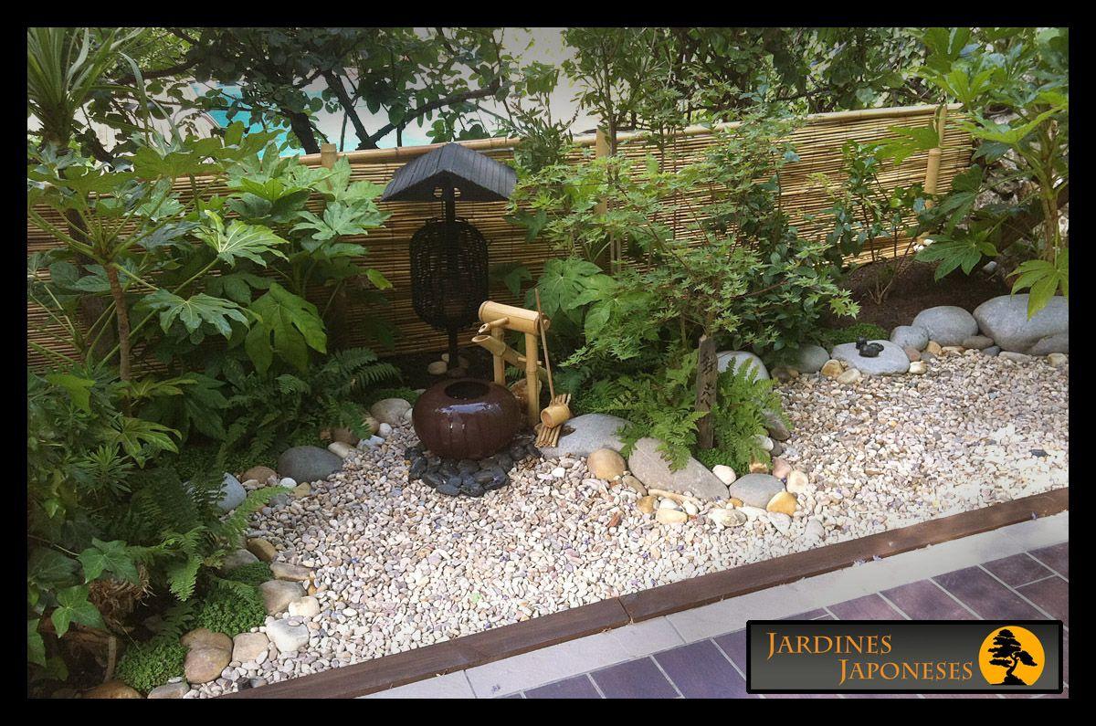 jardin pequeo con fuente buscar con google