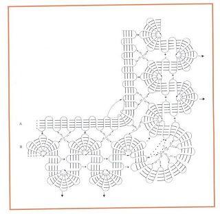 Bico em ZigueZague  Crochê - /  Nozzle Zig Zigzag Crochet - 2