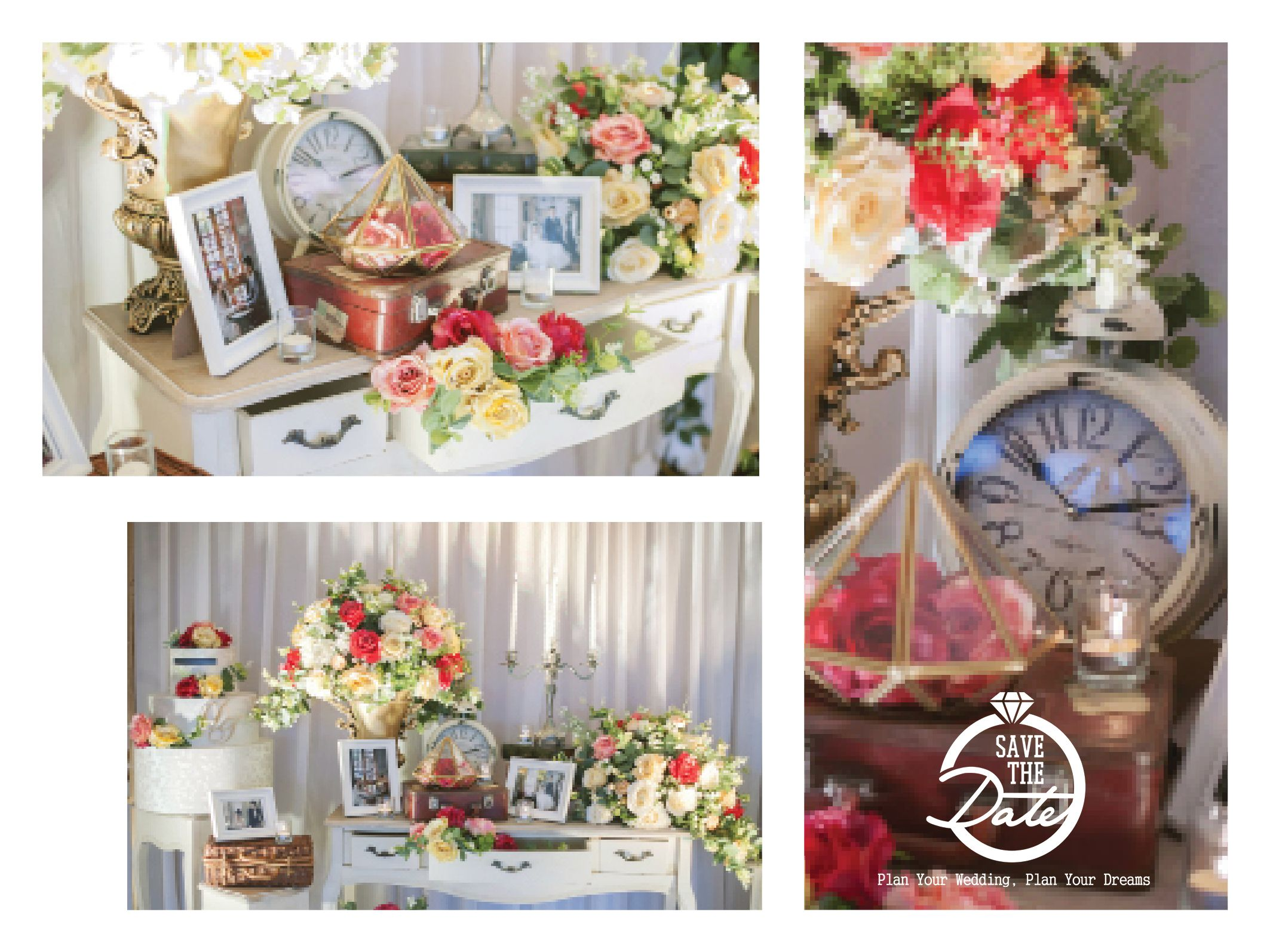 Classic style for your wedding