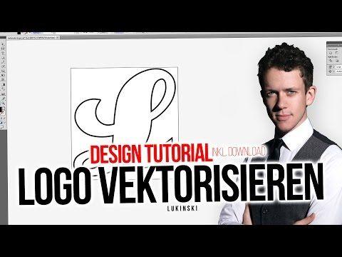 logo vektorisieren zeichnungen skizzen kostenlos zum vektor l001 youtube in 2021 vektorgrafik ai stempel