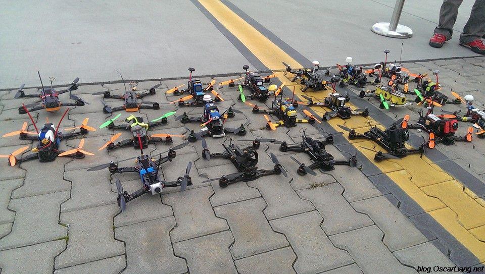Into Mini Quad Racing Aka Drone Racing Oscarliang Net Drone Racing Drones Concept Drone Business