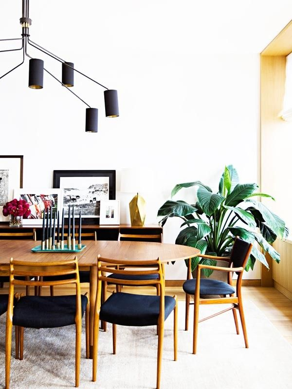 A Midcentury-Modern Family Apartment in SoHo | Pinterest - Zitbank ...