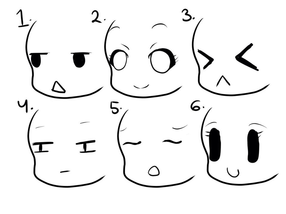 Pin By Aubz On Anime Character Center Anime Eyes Chibi Eyes