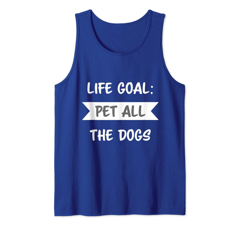 Life Goal Tank Top #crochettanktops
