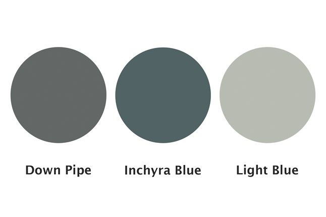 Best Inchyra Blue Inchyra Blue Light Blue Walls Exterior Paint 400 x 300