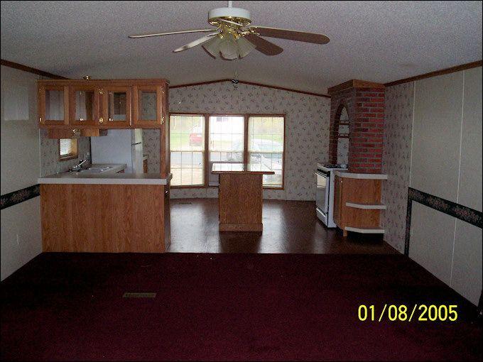 Front kitchen   Modular homes, Home renovation, Single ...