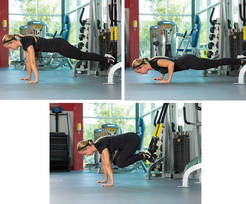 5 Exercises To Challenge Your Core Trx Workouts Personal Fitness Trainer Personal Training