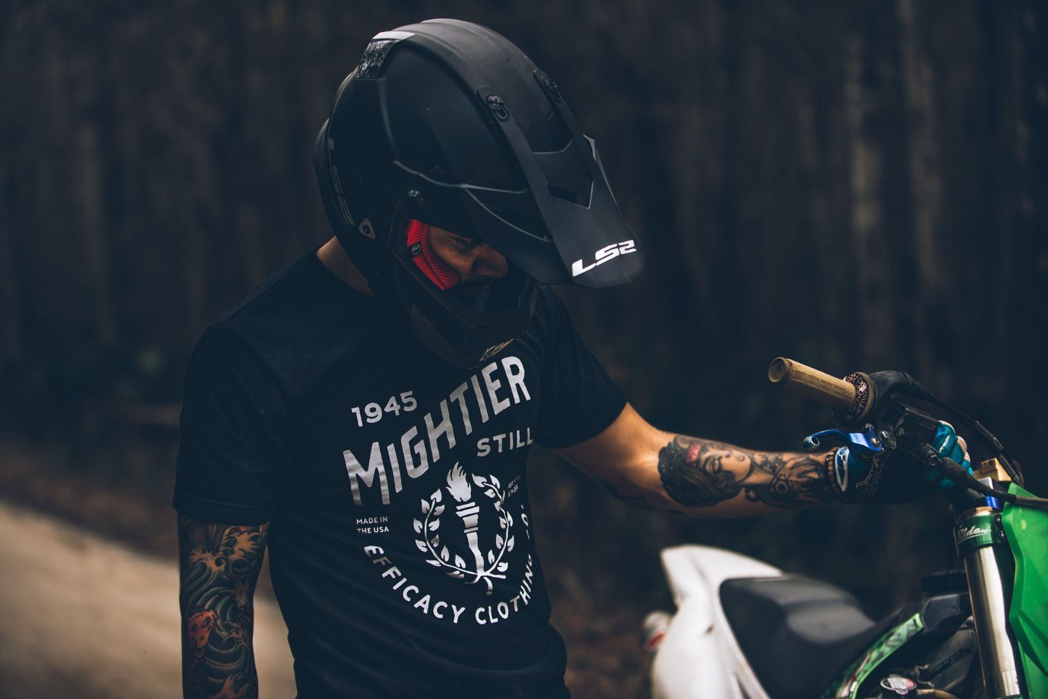 /// Small Batch, American Made Goods - Efficacy Clothing Co.