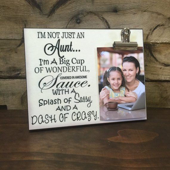 Christmas Gifts For Nephew And Niece: ON SALE, Personalized Gift For Aunts, I'm Not Just An Aunt