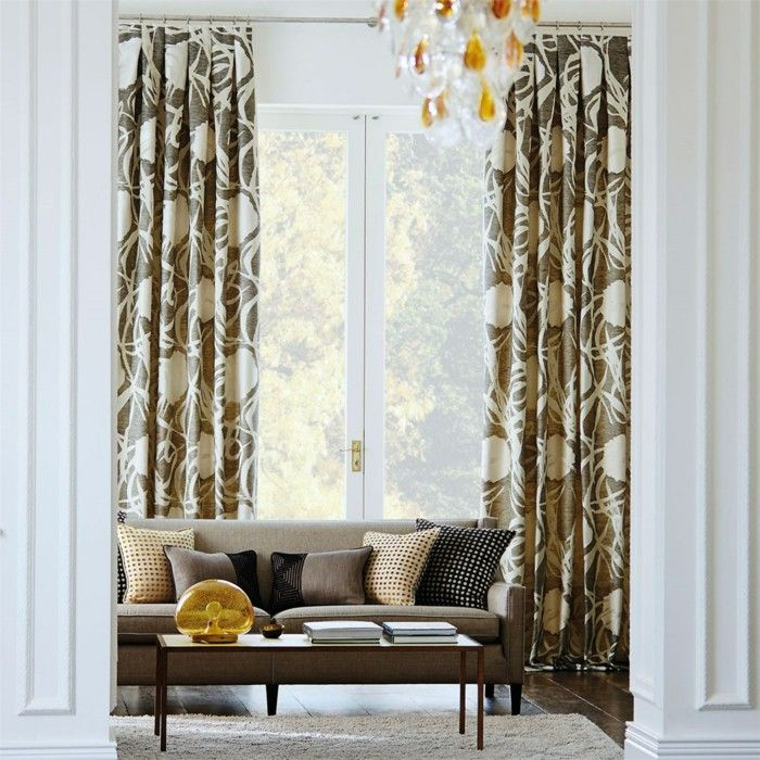 Curtain Fabrics Facts And Practical Tips On How To Select Modern Curtains Curtain Fabric Modern Curtains Living Room