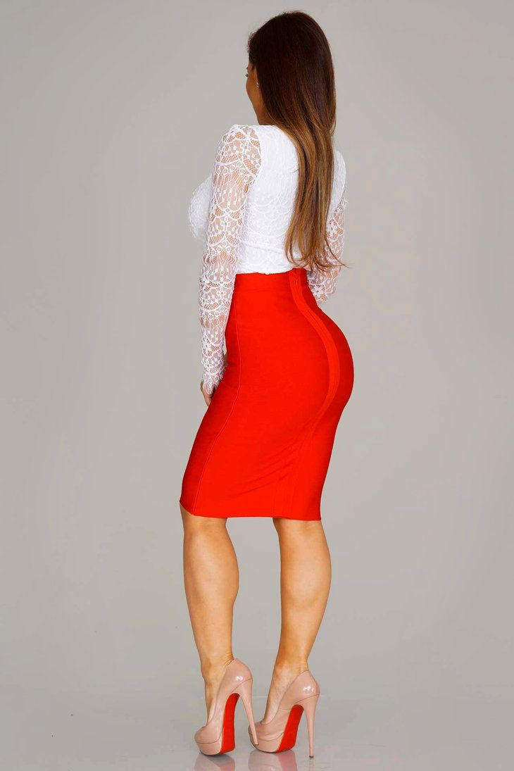 Daphne TIGHT Pencil Skirt 2 by bossman5468 on DeviantArt | Daphne ...