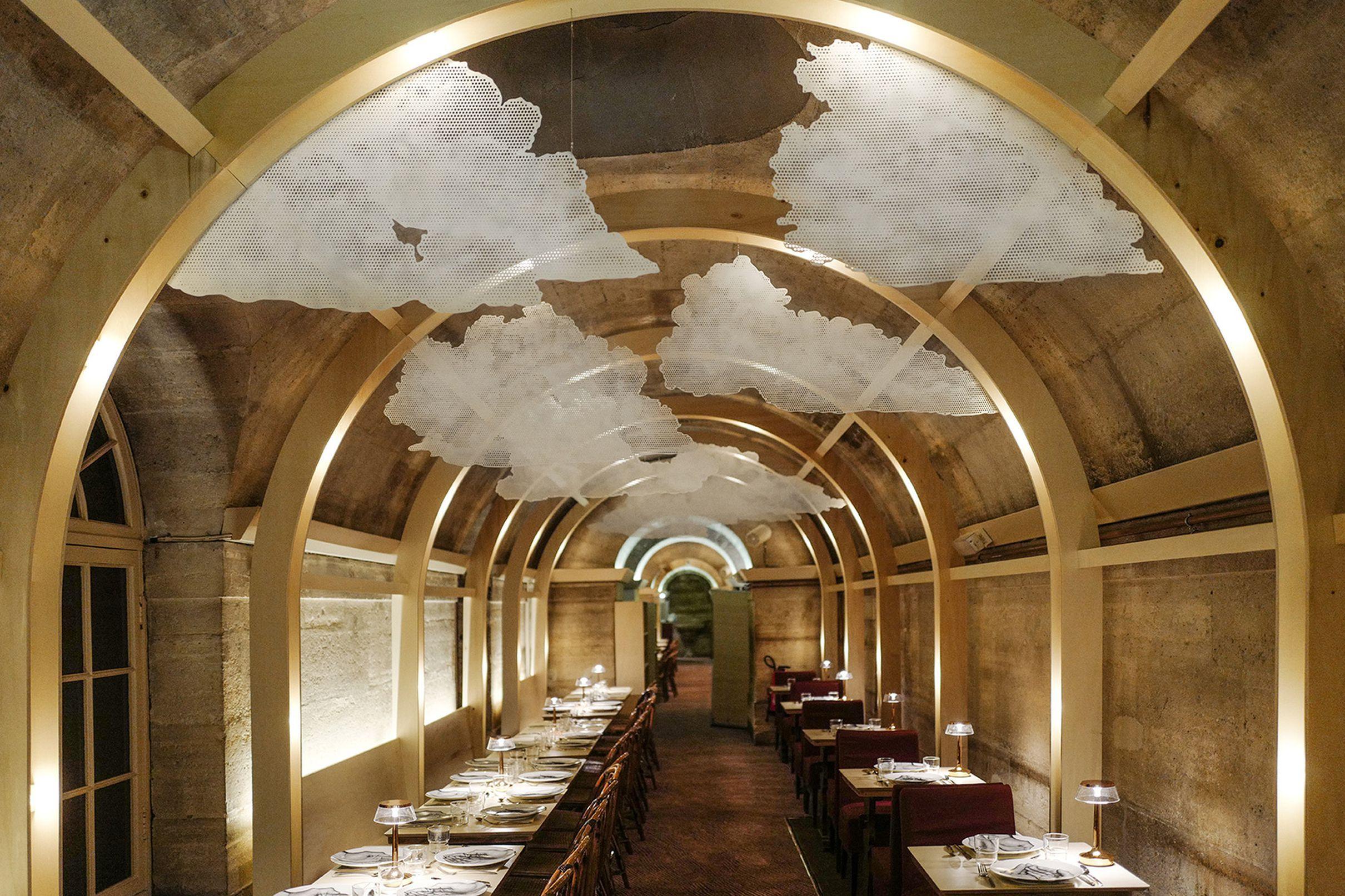 A highdesign soup kitchen opens in Paris Paris design