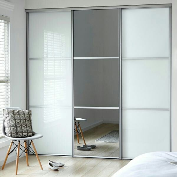 Cheap Bedroom Design Ideas Sliding Door Wardrobes: Pin By Eric Romero On HomeSweetHome