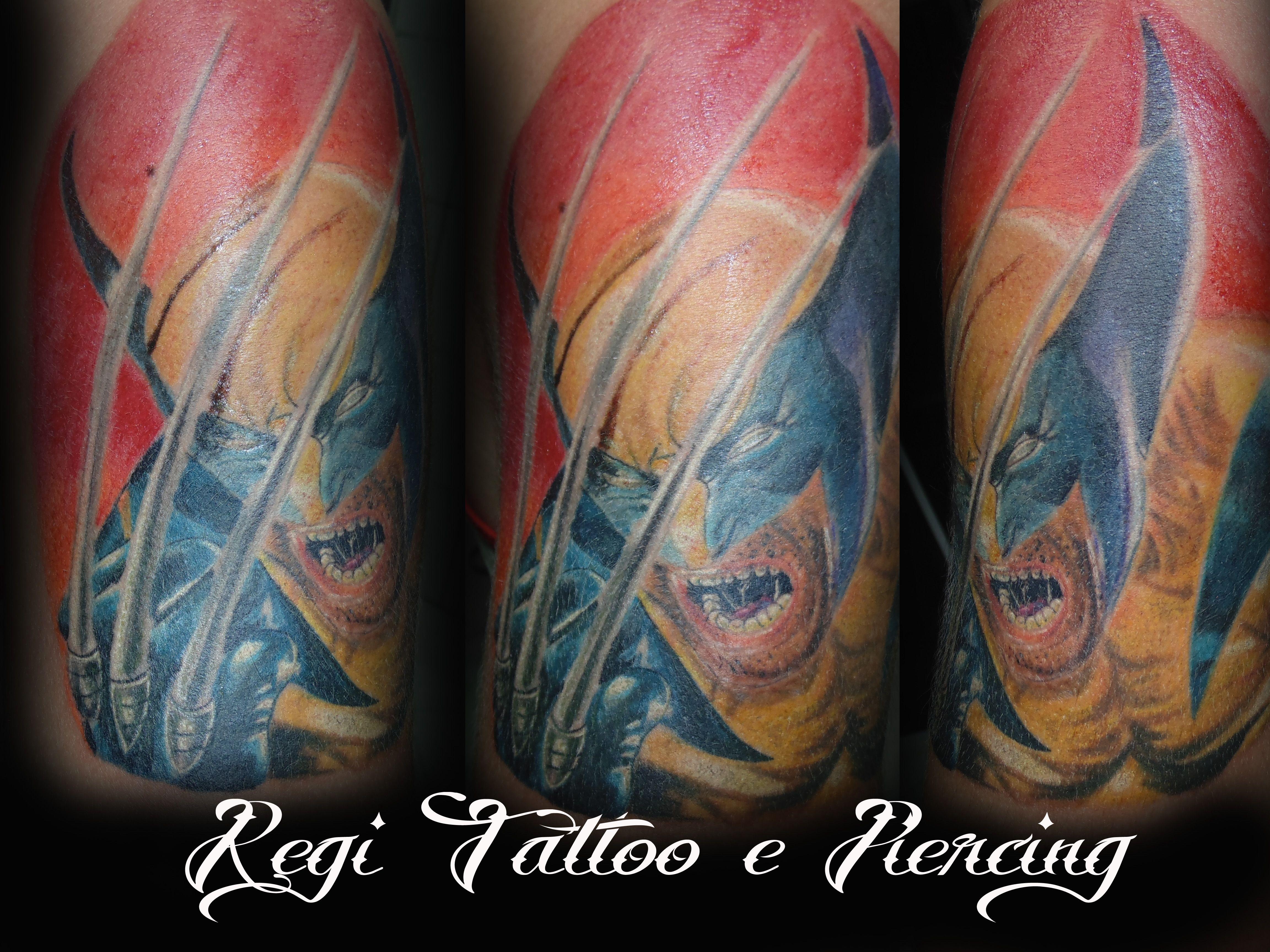 tatto feita por Regi TattooLimeira