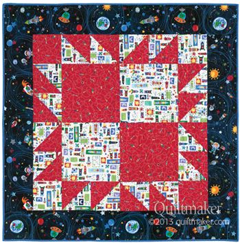 that's how Carolyn Beam's idea for Big Block Baby Quilts was born ... : big block baby quilt patterns - Adamdwight.com