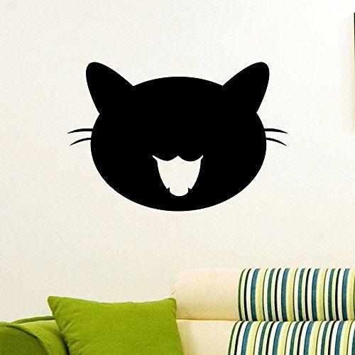 Wall Decal Vinyl Sticker Cat Animal Pet Grooming Salon Decor Sb - Vinyl decal cat pinterest