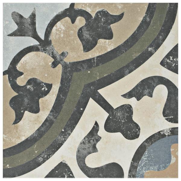 tile sample arte evoque carthusian